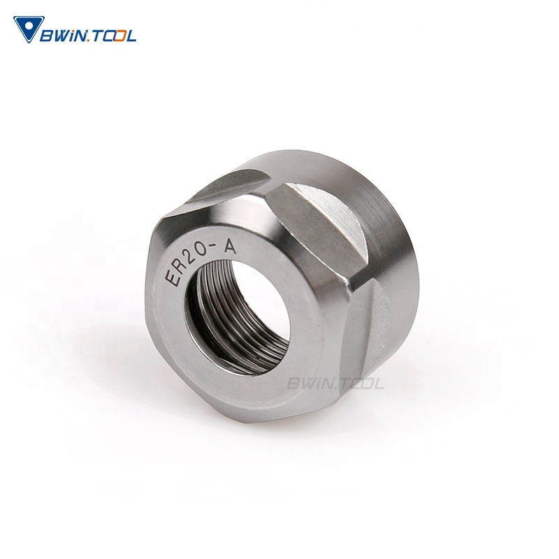High Quality A/ UM/M Type for clamping ER Collets ER20 Nut