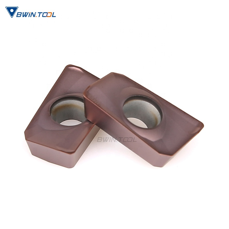 China Manufacture good quality APMT1604PDER Carbide Milling Insert