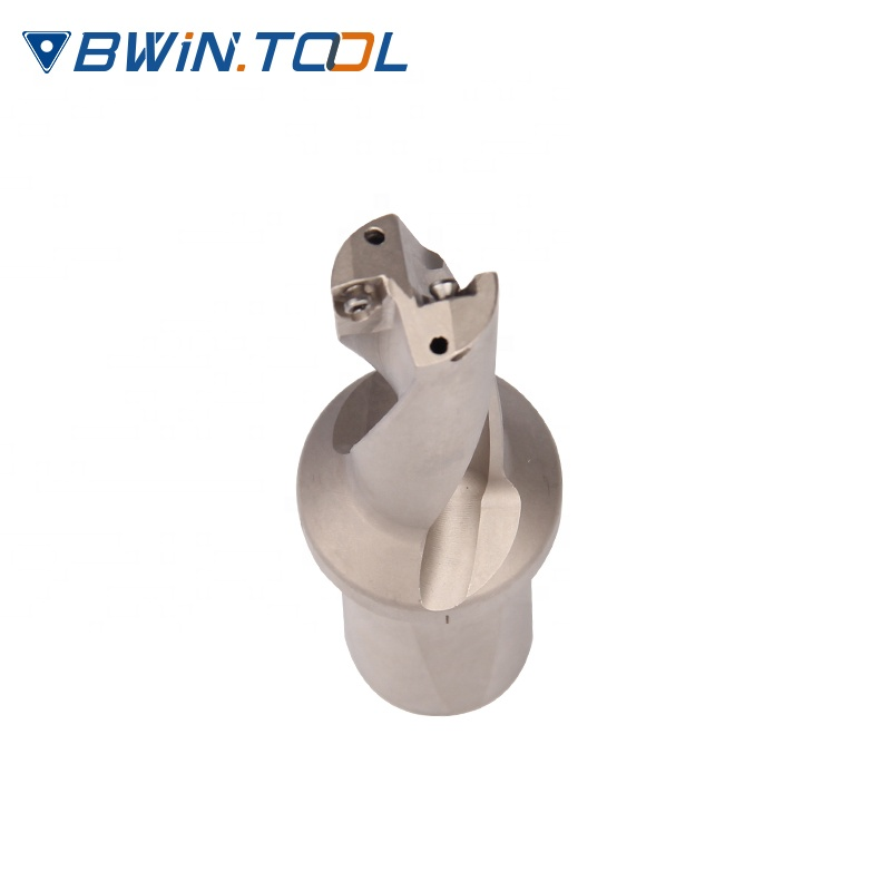 Indexable high speed  u drill with inserts with best price