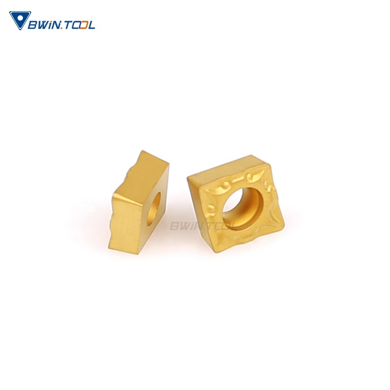 China Manufacture good quality CCMT060204 Carbide Turning Insert