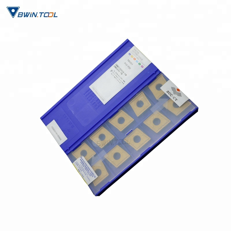 cnmg 1906 metal tungsten tool for cutting machine cemented  carbide cutting  inserts