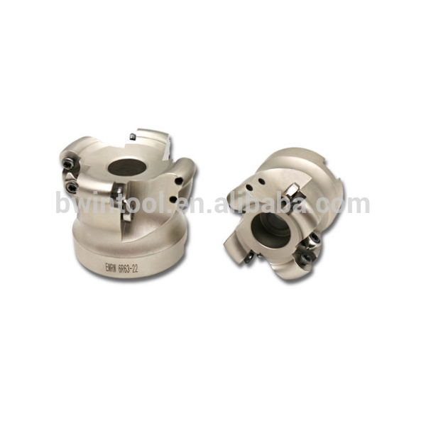 CNC Milling tools indexable face milling cutter cnc milling cutter EMRW6R63-22-4T