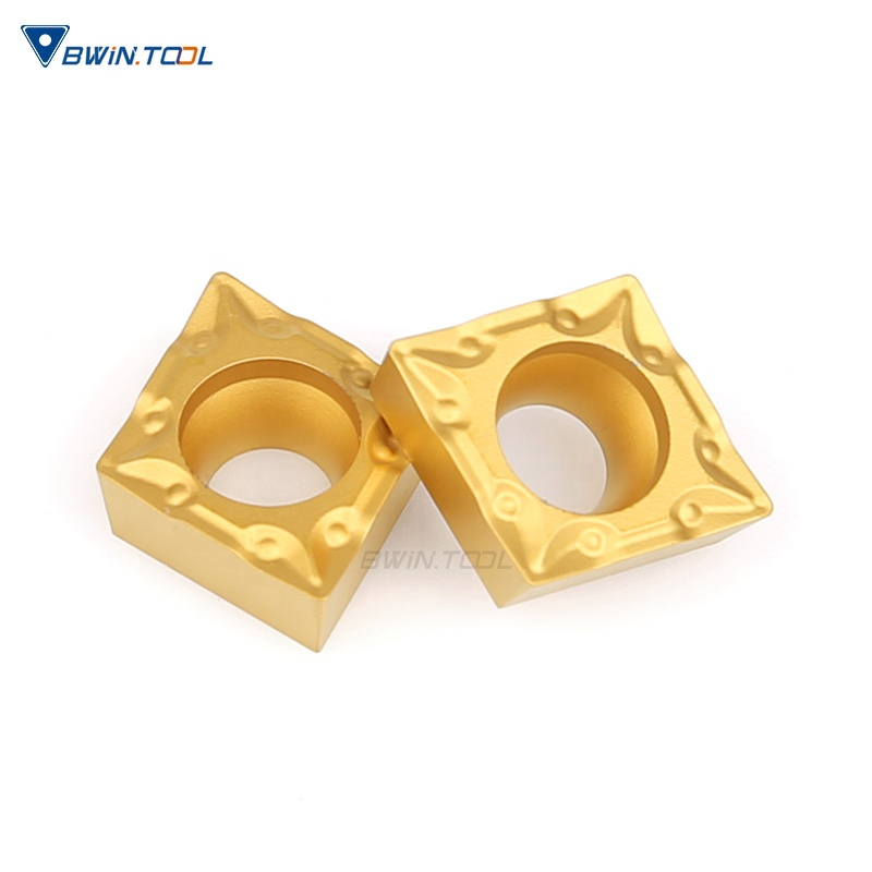 China Manufacture good quality CCMT09T304 Carbide Turning Insert