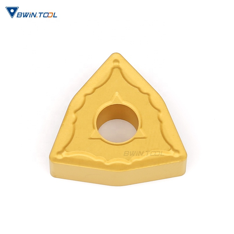China Manufacture good quality WNMG080408 Carbide Turning Insert
