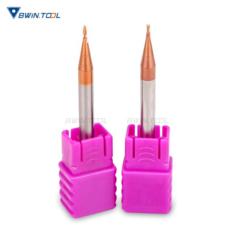 Professional factory spherical milling cutter  2 flute carbide end mill for milling cutter