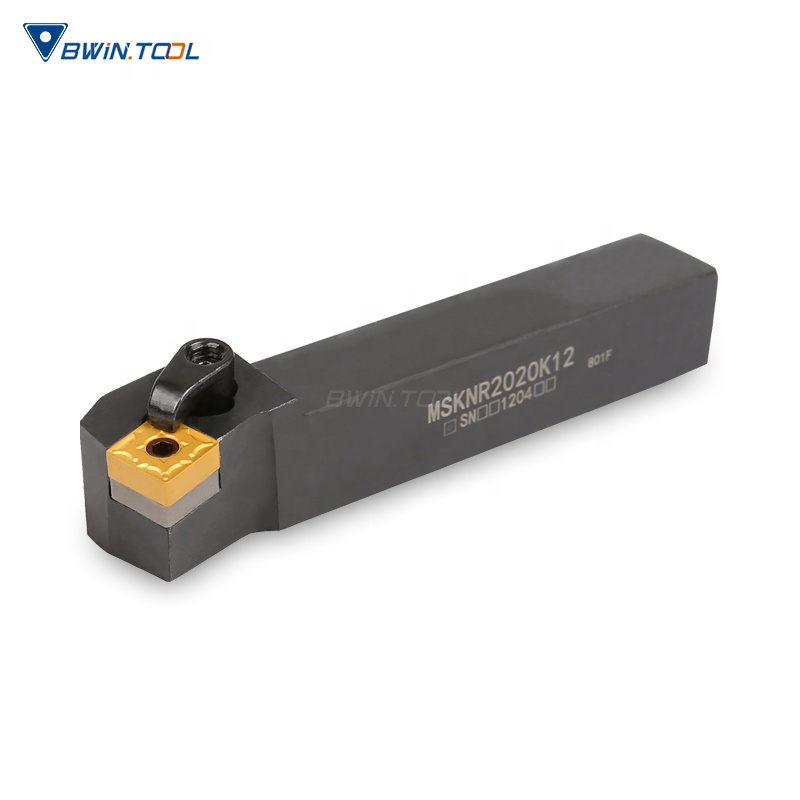 High performance cnc parting and turning tool holders for metal cutting from China