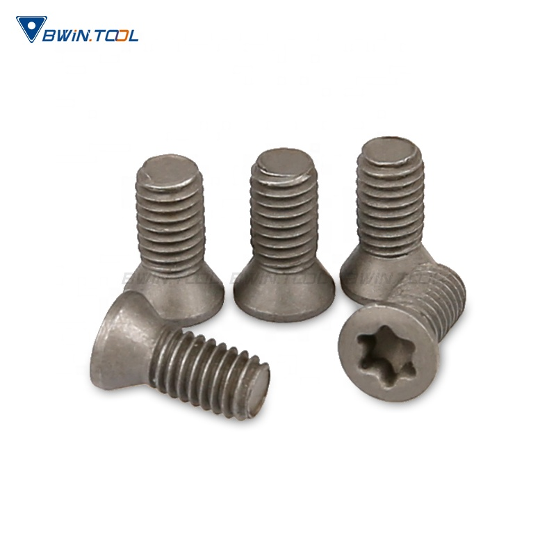 High quality best sales spare parts for cutting tools  M5x12 Torx Screws