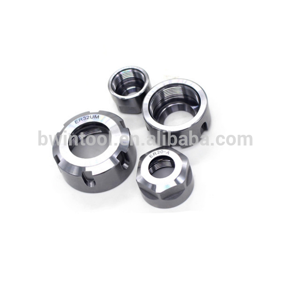 High precision ER16 ER20 ER25 ER32 dynamic balance nut