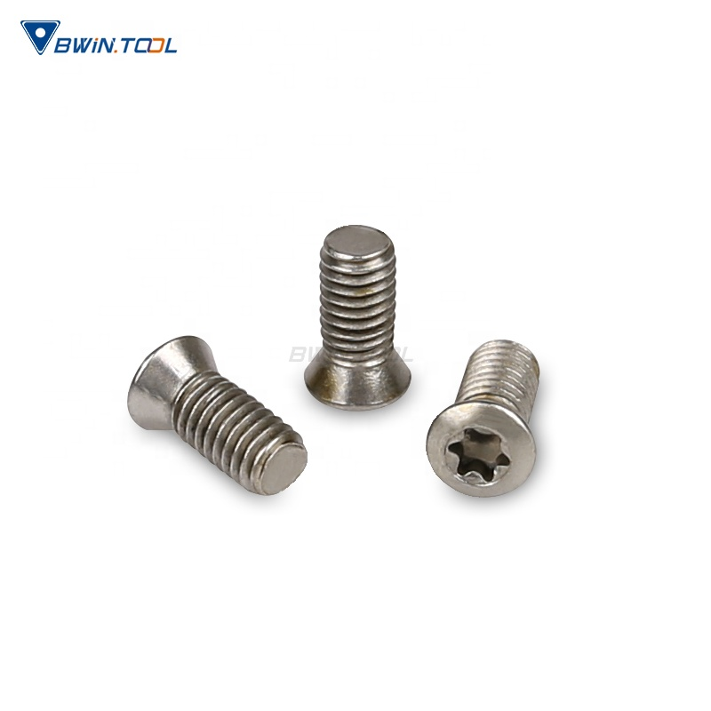 High quality best sales spare parts for cutting tools  M4x12 Torx Screws