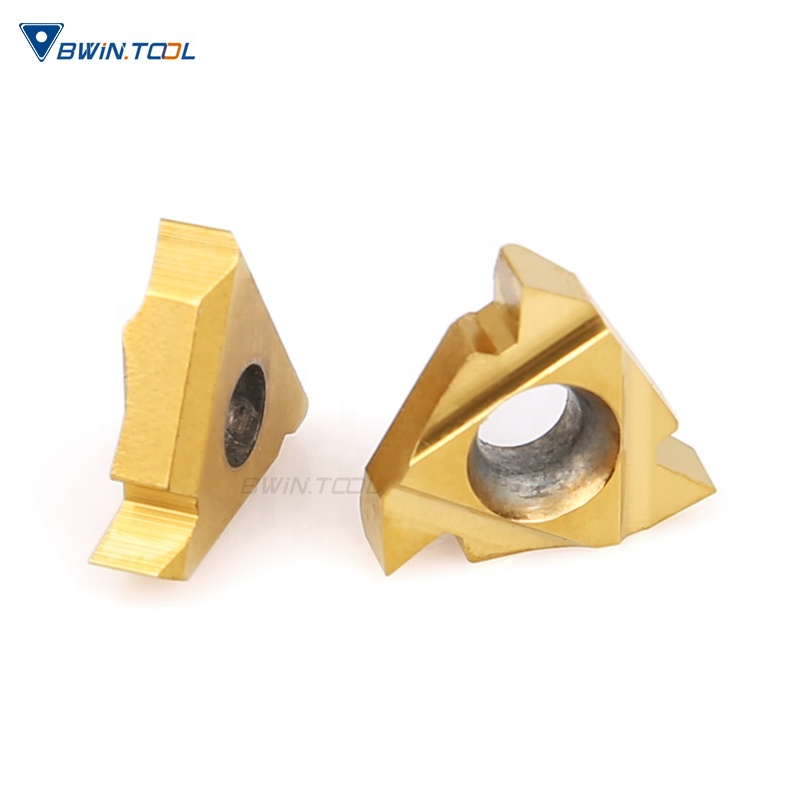 China Manufacture good quality 16IR AG60 Carbide Threading Insert