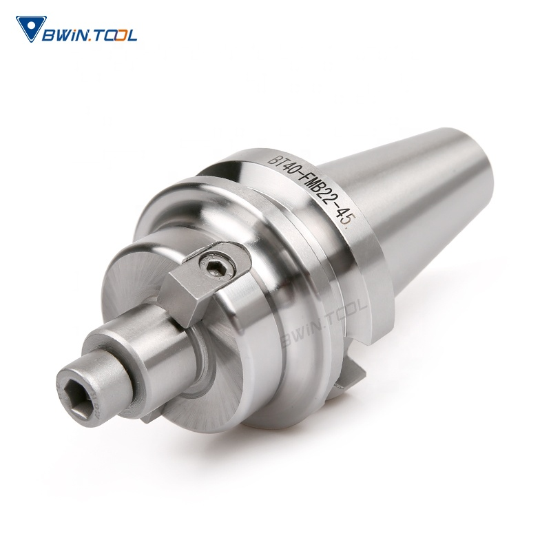 high speed Face Mill Arbor Iso collet chuck BT40-FMB22 Milling chuck  BT40 tool holder china tool holder